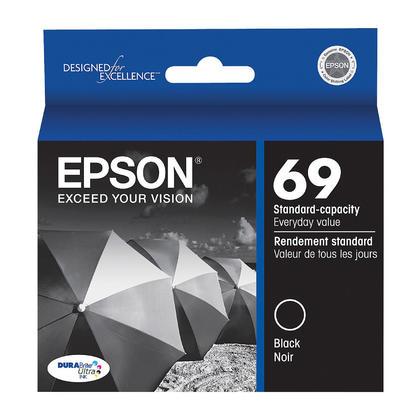 Epson T069120 cartouche d'encre originale noire