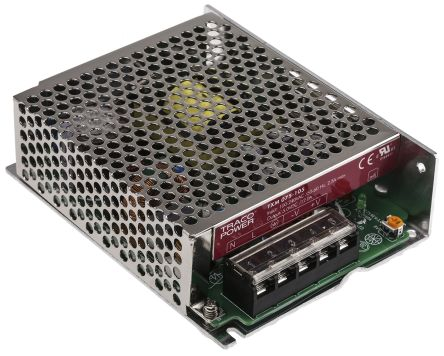 TRACOPOWER , 60W Embedded Switch Mode Power Supply SMPS, 5V dc, Enclosed