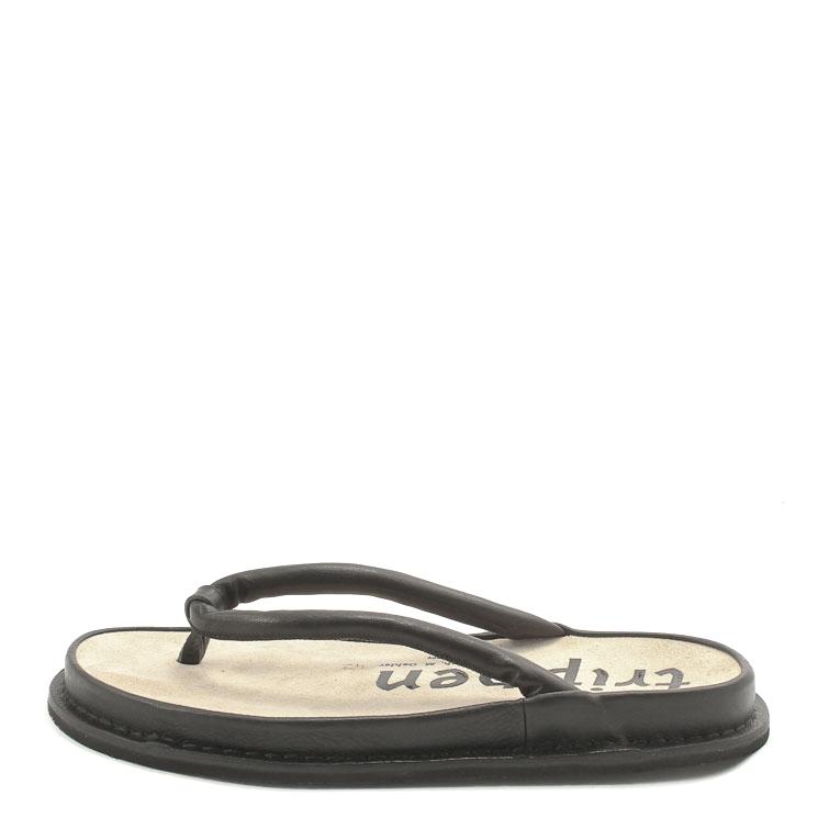 Trippen, Zori Men's Slippers, black Größe 39