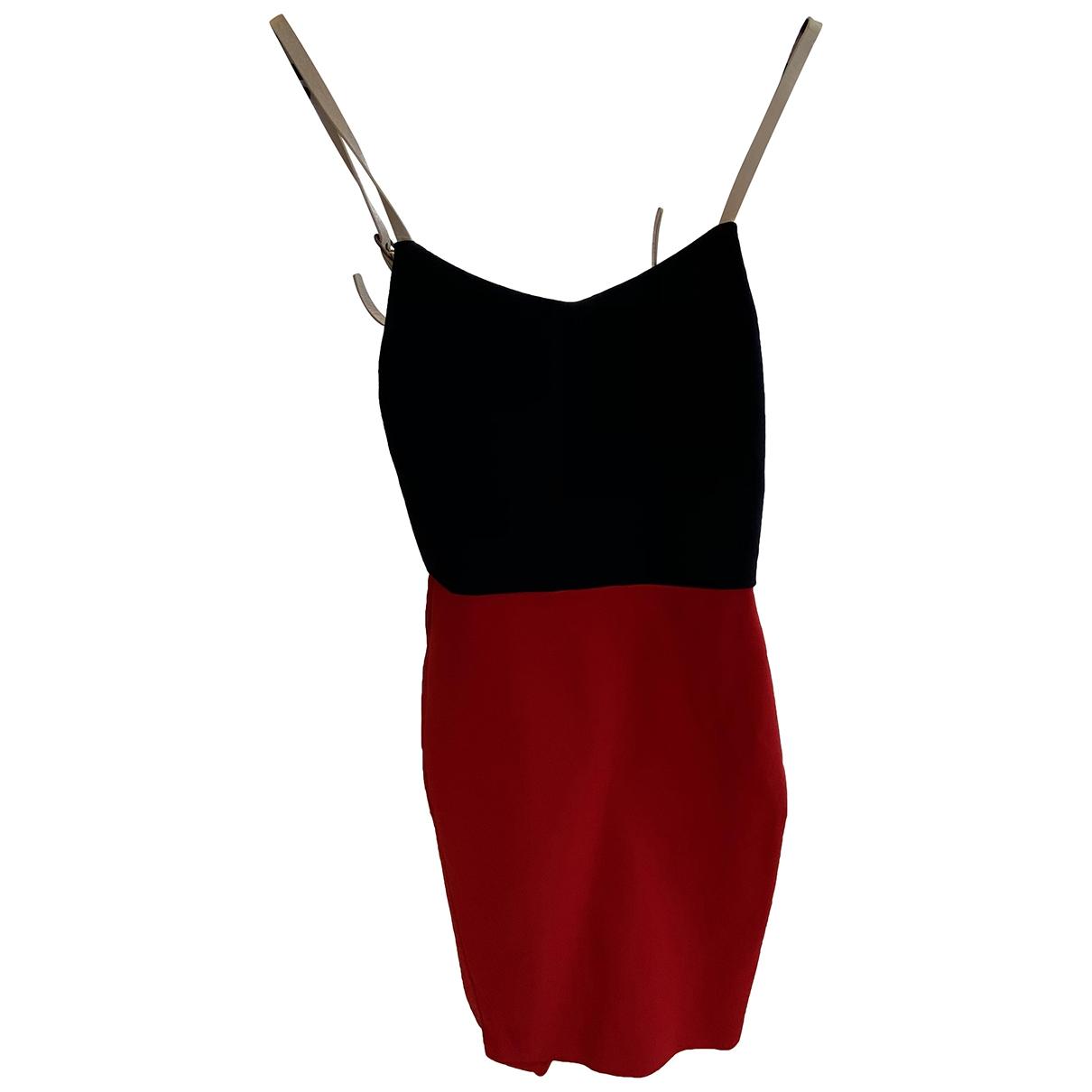 Victoria Beckham \N Blue Cotton dress for Women 6 UK