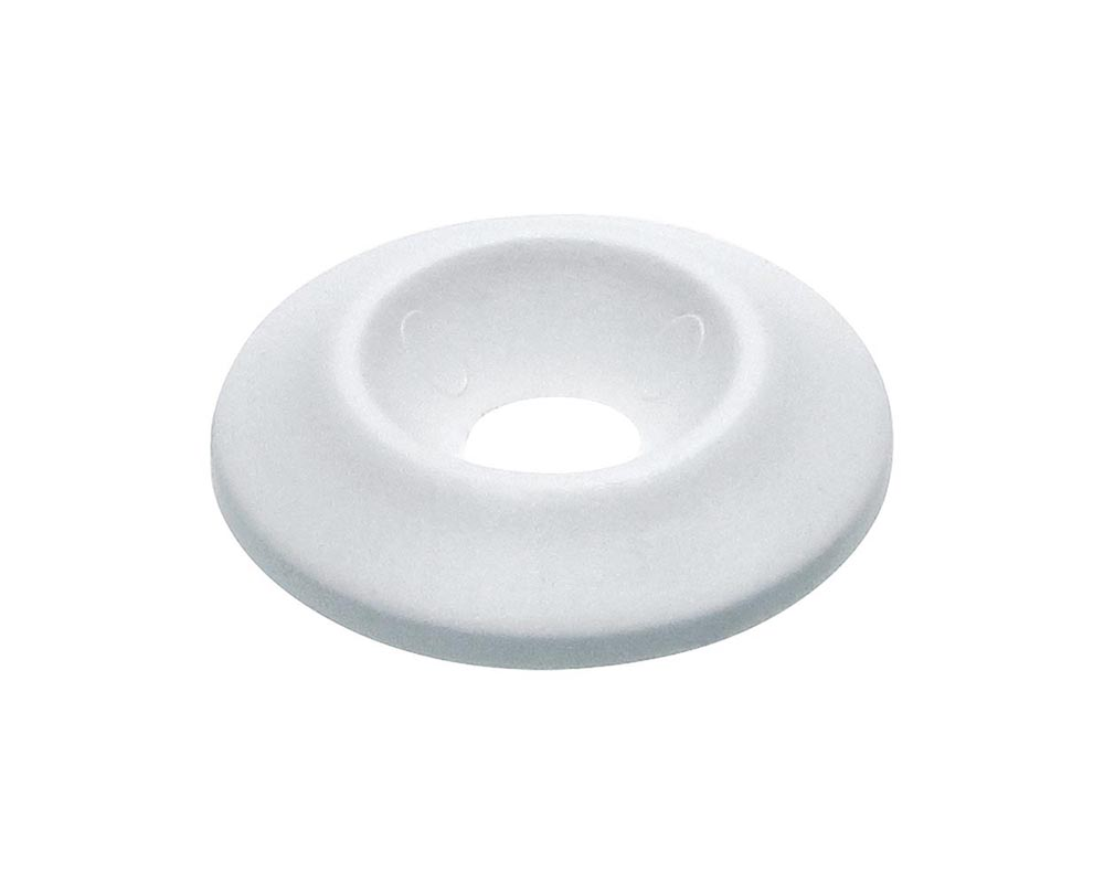 Allstar Performance ALL18691-50 Countersunk Washer White 50pk ALL18691-50