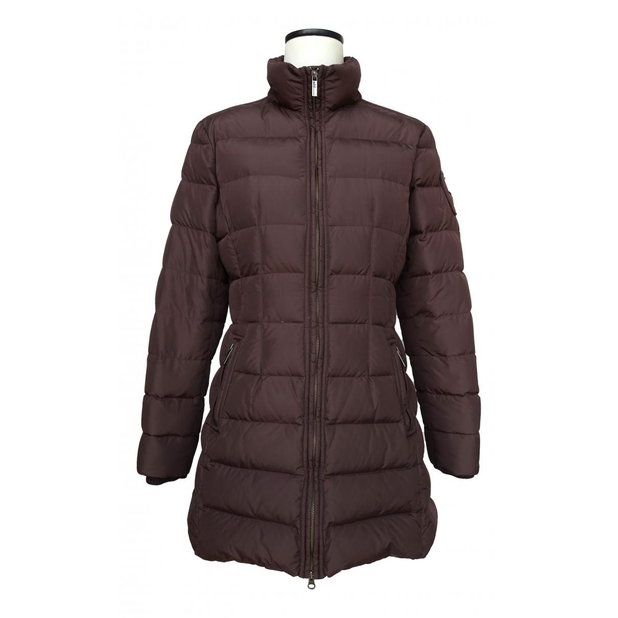 Add \N Brown coat for Women 46 IT