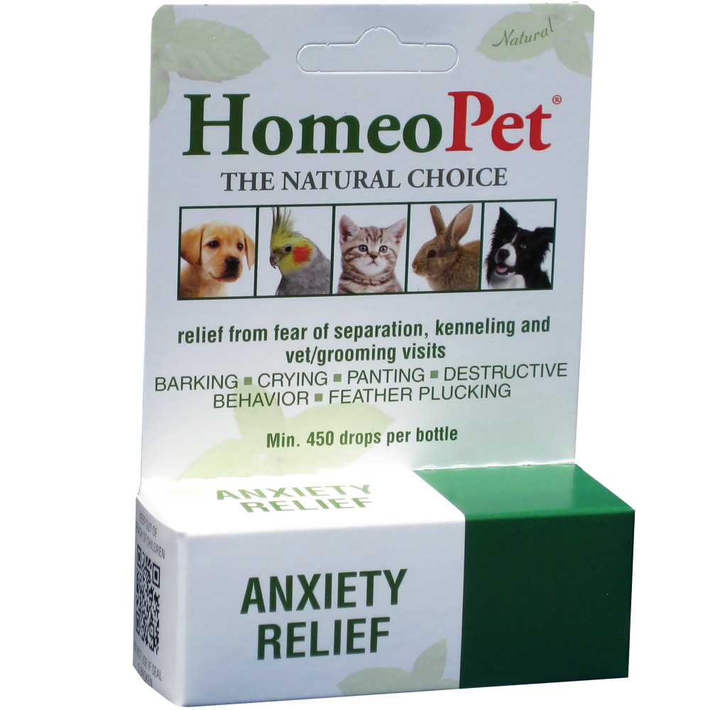 HomeoPet Anxiety (15mL)