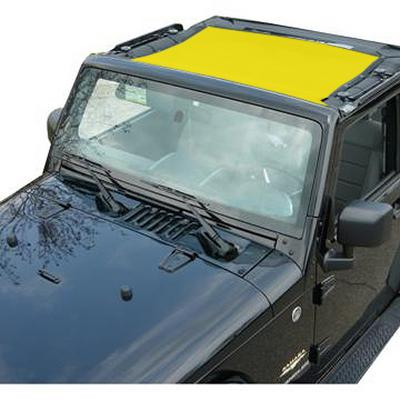 DirtyDog 4x4 Sun Screen, Yellow - D/DJ4SS07F1YL