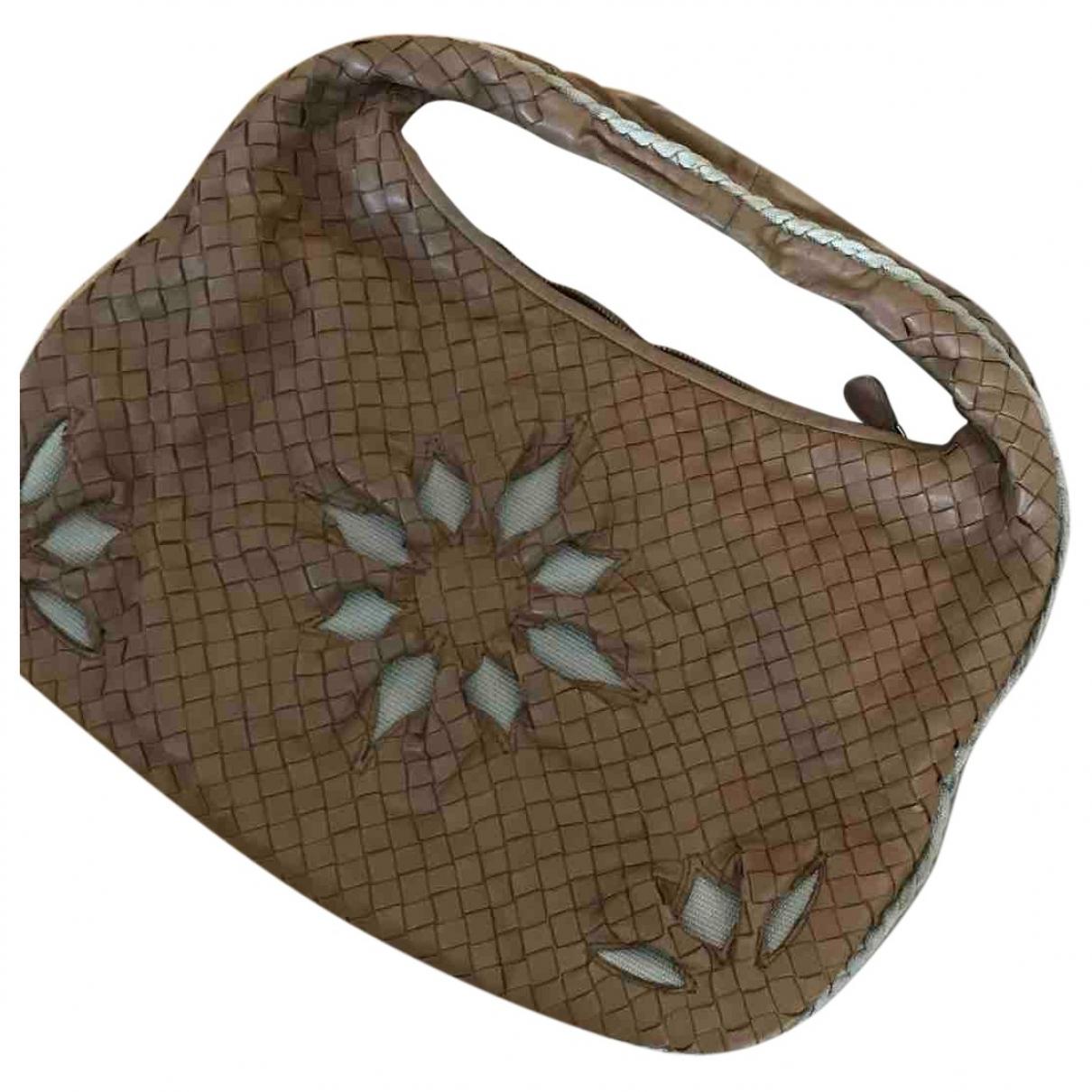 Bottega Veneta Veneta Camel Leather handbag for Women \N