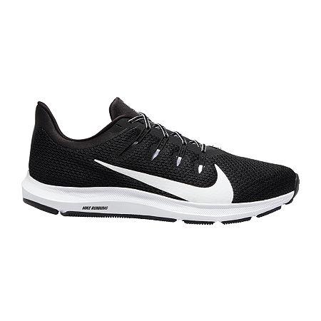 Nike Quest Premium Mens Running Shoes, 13 Medium, Black