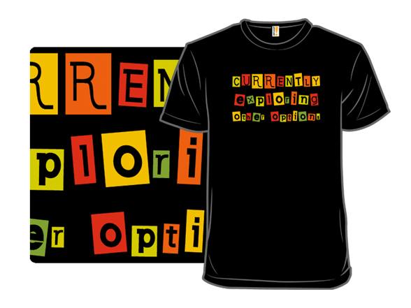 Other Options T Shirt