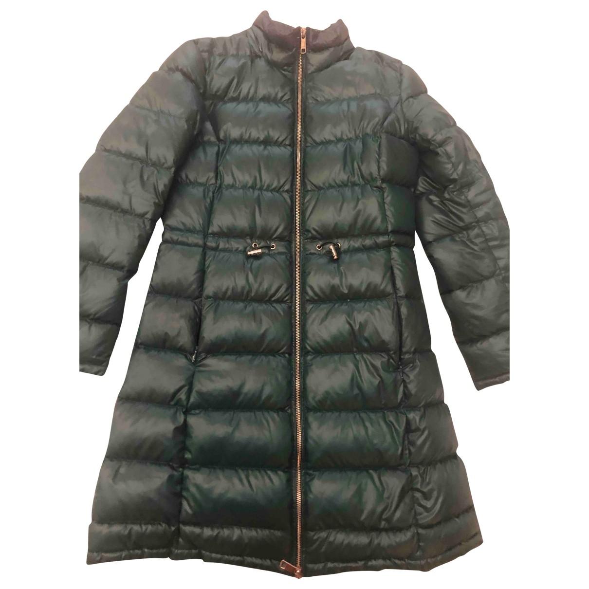 Max & Co \N Green Faux fur jacket for Women 38 IT