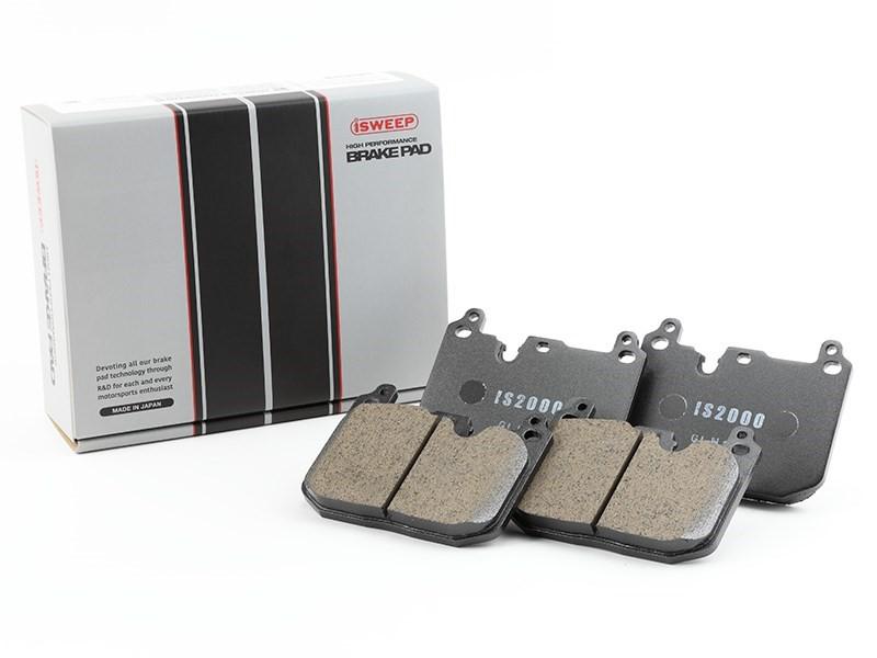 Neuspeed IS3000-R1312 Brake Pads Front Mini (F54 F55 F56) JCW