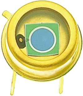 OSI Optoelectronics , OSD15-5T Si Photodiode, Through Hole TO-5