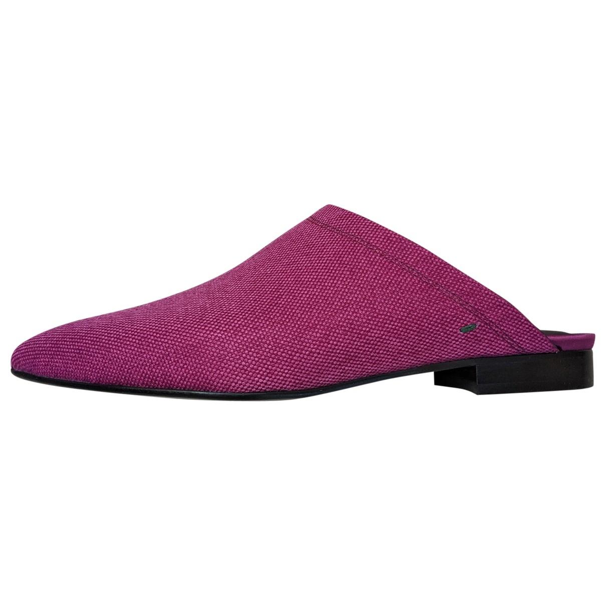 Aeyde \N Pink Cloth Sandals for Women 38 EU