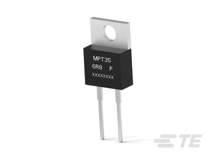 TE Connectivity Power Film Through Hole Fixed Resistor 35W 1% MPT35A2R2F (50)