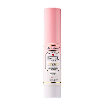 Too Faced Hangover 3-in-1 Replenishing Primer & Setting Spray, One Size , No Color Family