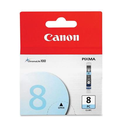 Canon CLI-8PC 0624B002 cartouche d'encre originale cyan photo