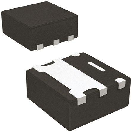 Vishay Dual P-Channel MOSFET, 4.5 A, 20 V, 6-Pin SOT-363 (SC-70)  SIA921EDJ-T1-GE3 (20)