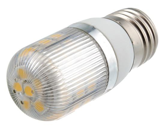 5050-27L-110V 3.5W E27 27 x 5050SMD Warm White LED Corn Bulb
