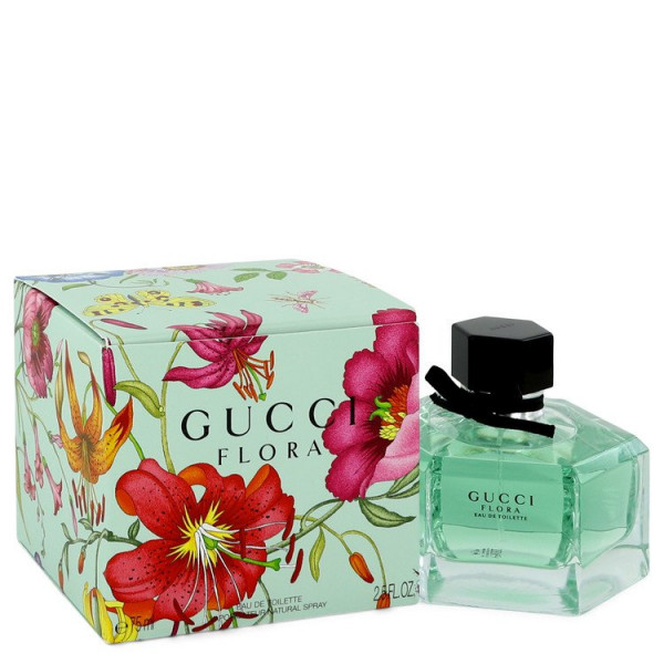 Gucci - Flora : Eau de Toilette Spray 2.5 Oz / 75 ml