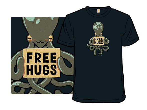 An Eight-arm Hug T Shirt