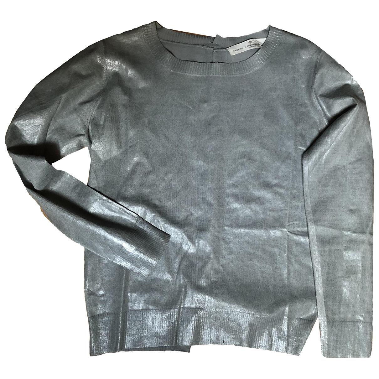 Golden Goose \N Grey Wool Knitwear for Women S International