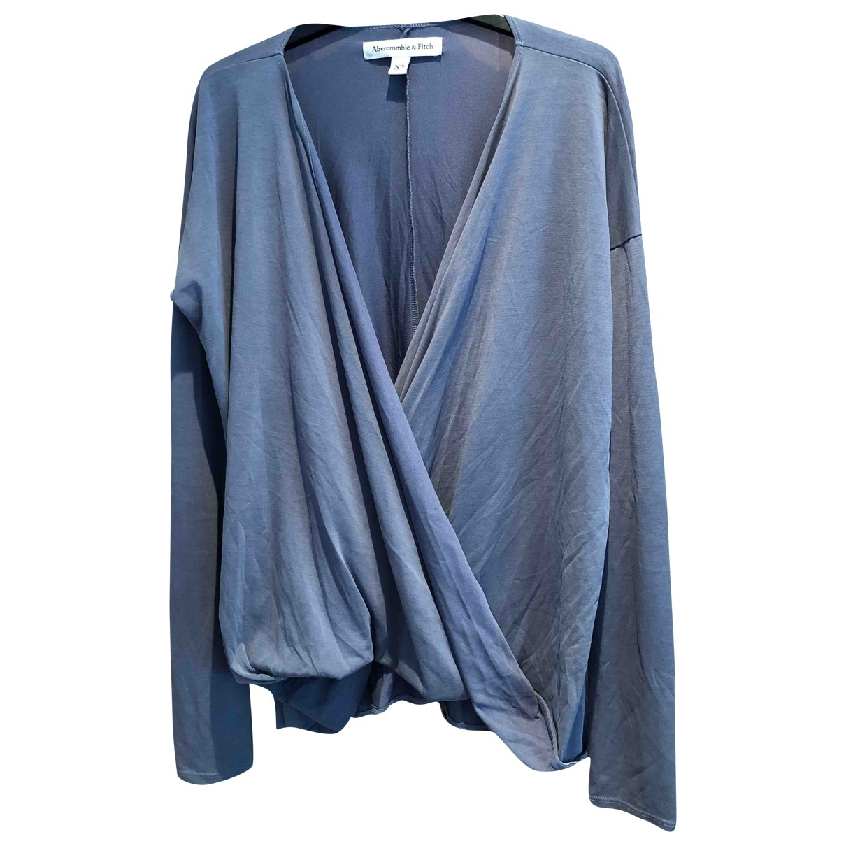 Abercrombie & Fitch \N Blue  top for Women 8 UK