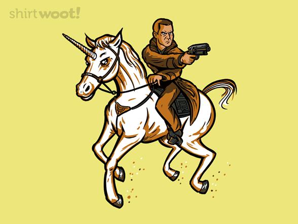 The Blade Rider T Shirt