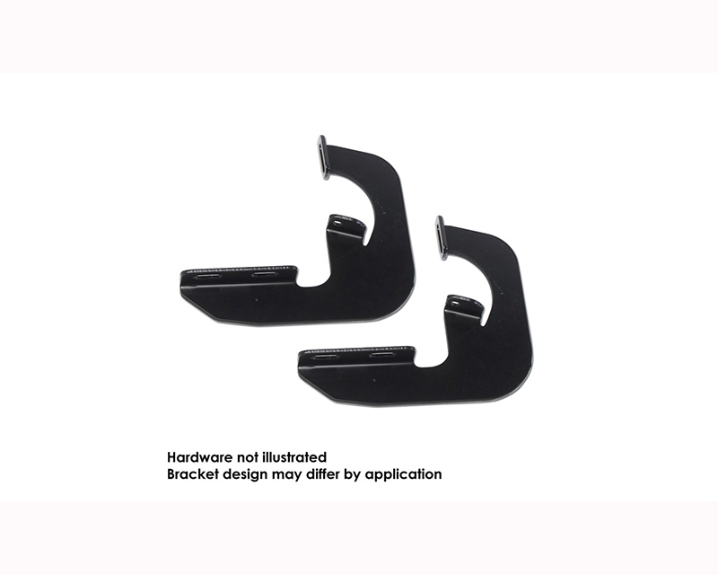 Westin Automotive 27-1505 Step Board Mount Kits Black Toyota 4Runner 03-09