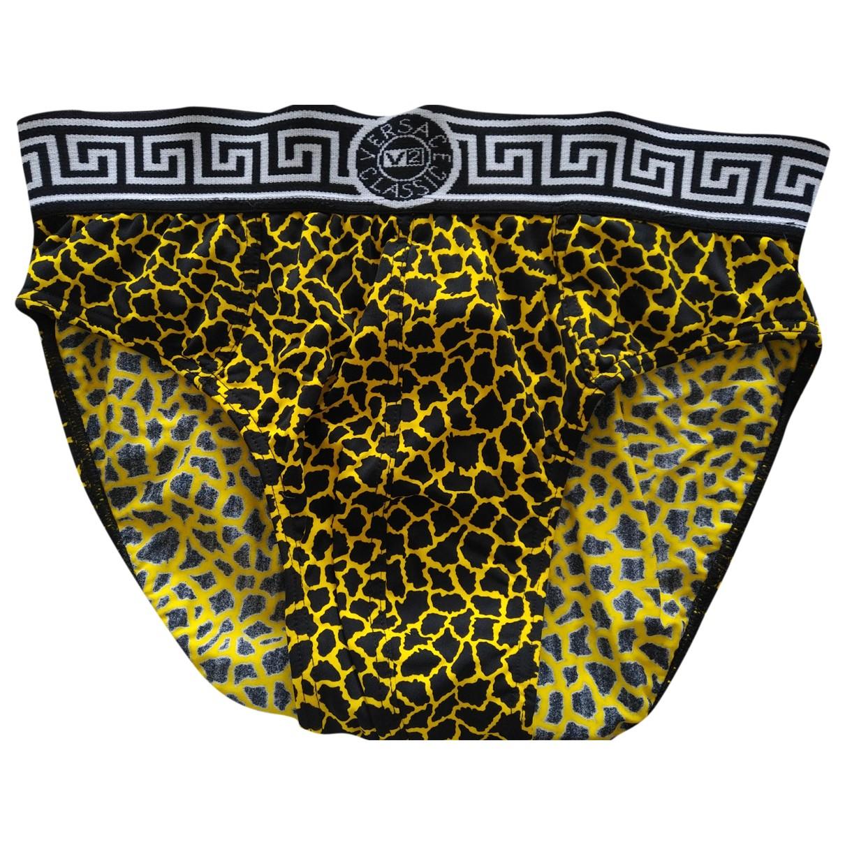 Versace \N Cotton - elasthane Swimwear for Men L International