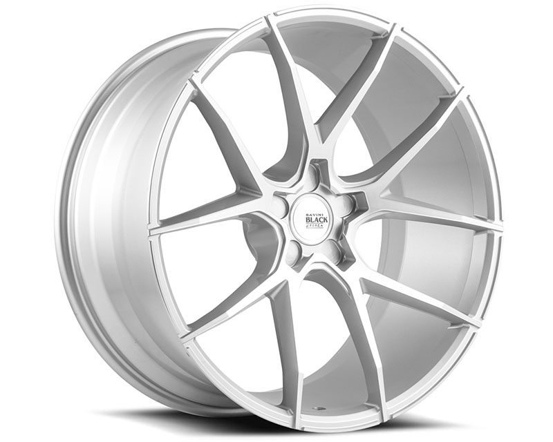 Savini BM14-22090520R4279 di Forza Brushed Silver BM14 Wheel 22x9.0 5x120 42mm