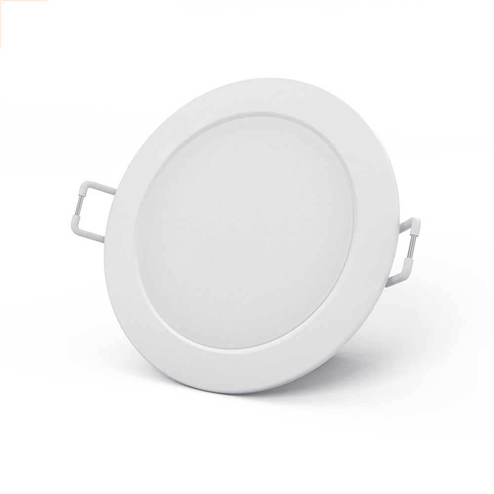 Xiaomi Mijia Philips Downlight Adjustable Color Temperature Version WiFi Remote Control Adjustable Brightness - White