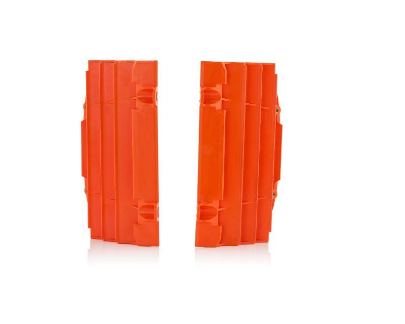 Acerbis 2691545226 Radiator Louvers Orange KTM EXCF250 17-18