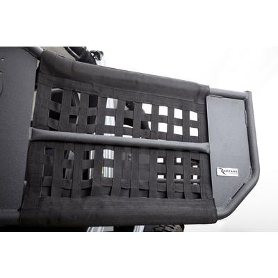 Rampage Trail Doors with Removable Mesh Net - 7683