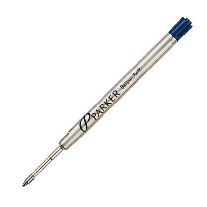 Parker@ Ballpoint Pen Refill - blue, Medium point 223545