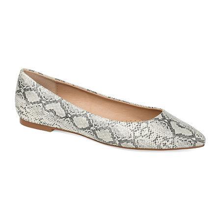 Journee Collection Womens Moana Slip-On Shoe, 5 1/2 Medium, Multiple Colors