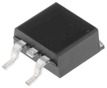 ON Semiconductor N-Channel MOSFET, 24 A, 650 V, 3-Pin D2PAK  NVB150N65S3F (800)