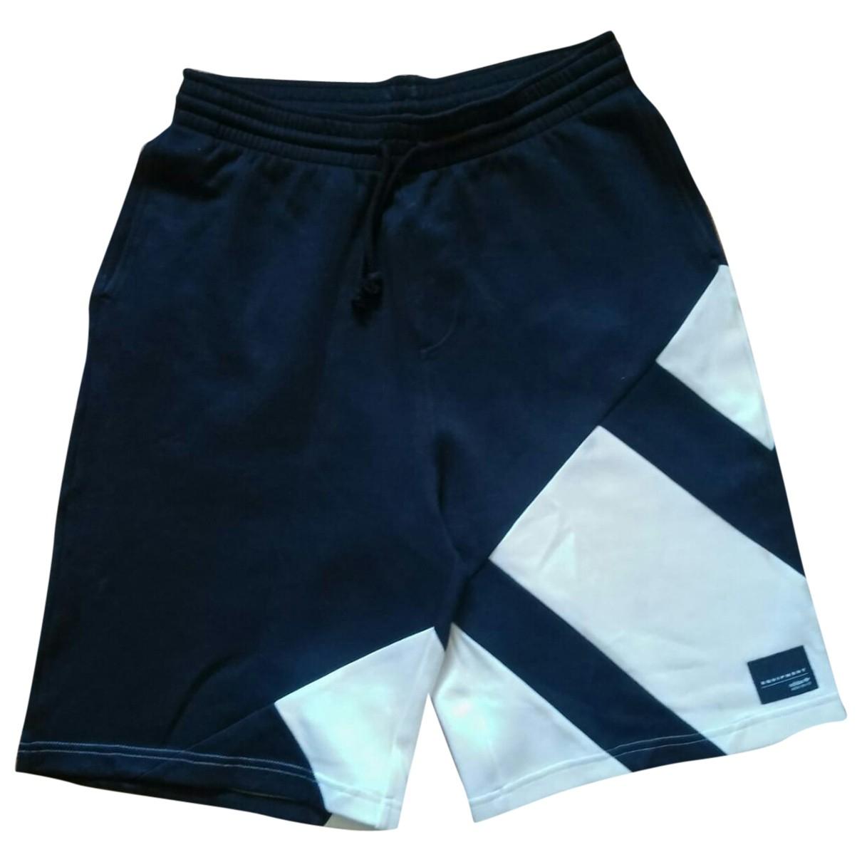 Adidas \N Black Cotton Shorts for Men S International