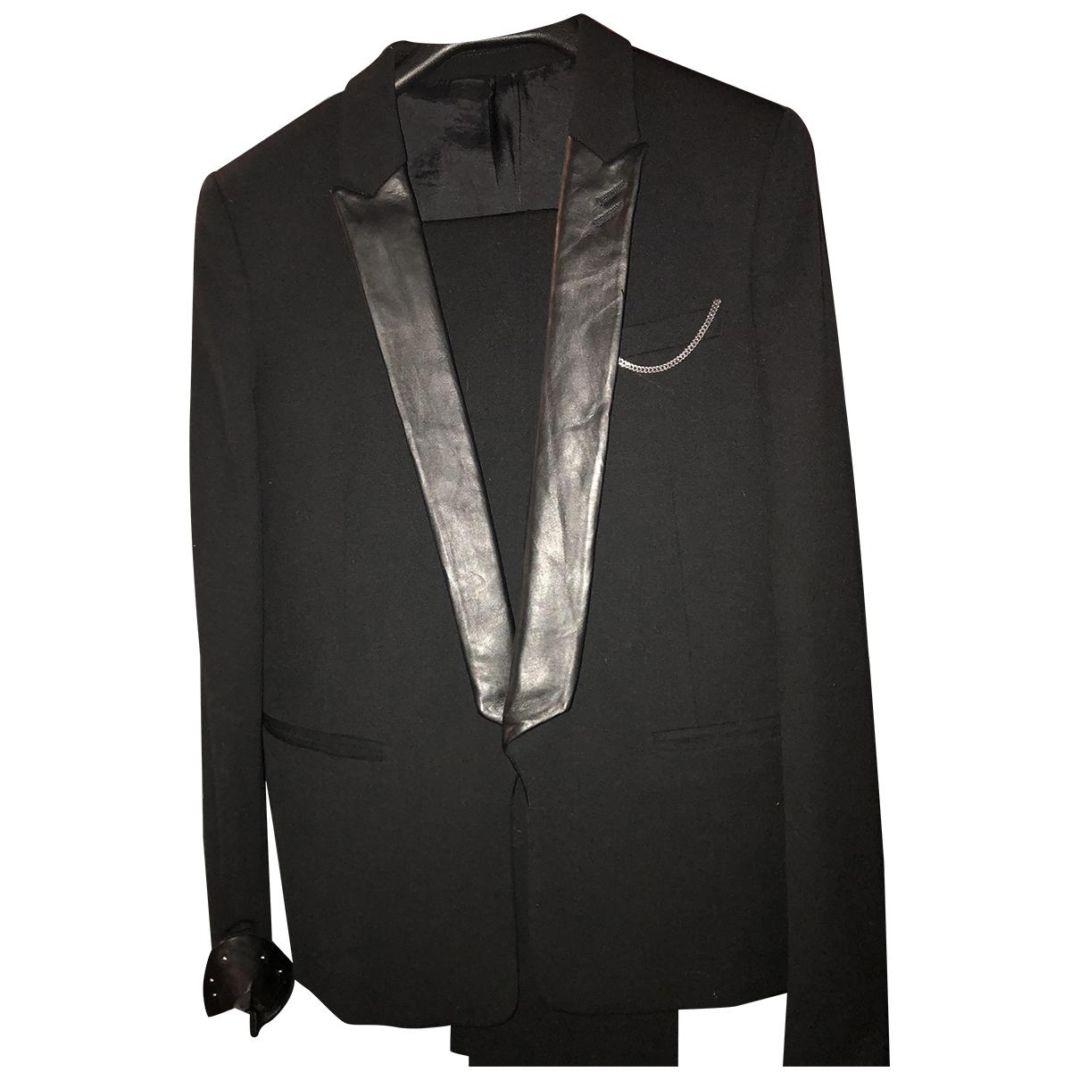 The Kooples Spring Summer 2019 Black Cotton jacket for Women 36 FR