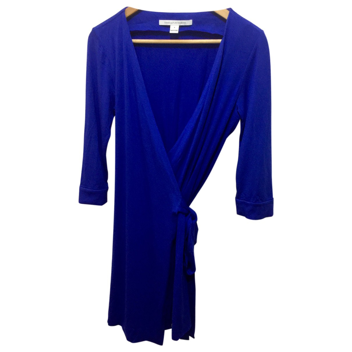 Diane Von Furstenberg \N Blue dress for Women 8 US