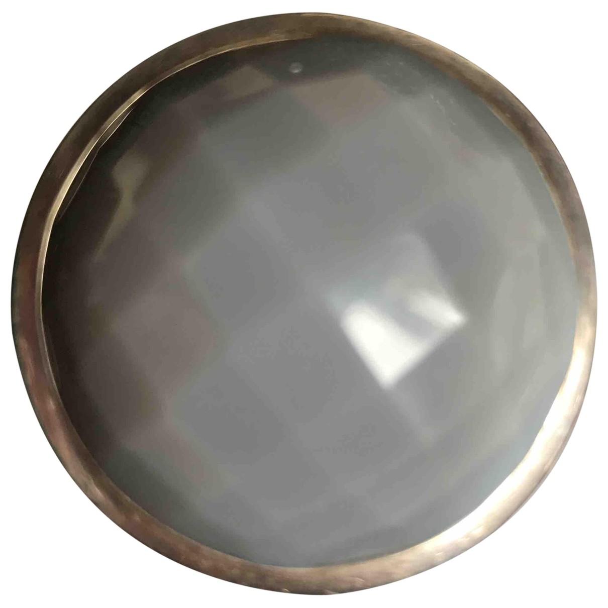 Lola Rose \N Grey Silver ring for Women S UK