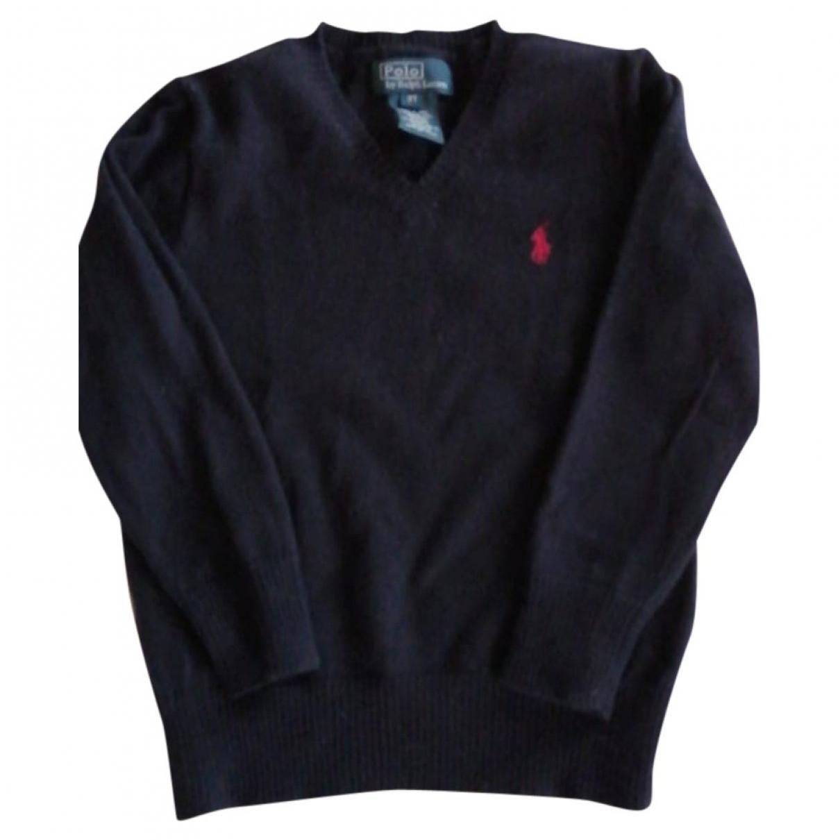 Lauren Ralph Lauren \N Blue Wool  top for Kids 3 years - until 39 inches UK