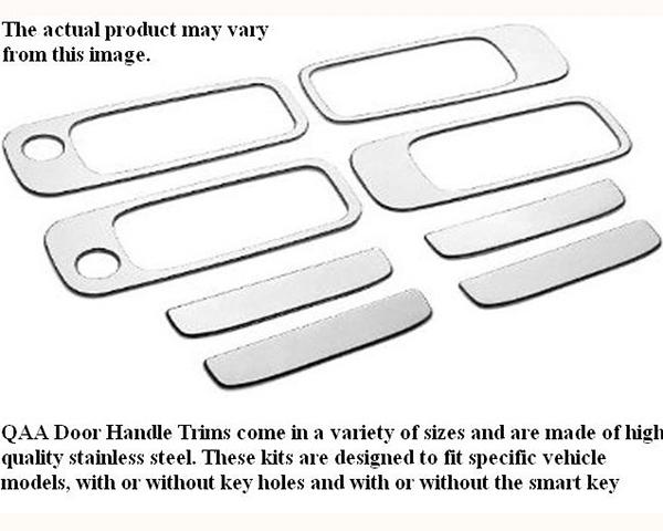 Quality Automotive Accessories Stainless Steel Door Handle Trim Lexus LS 400 1995