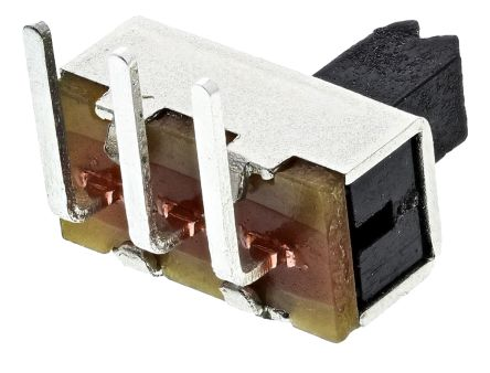 KNITTER-SWITCH PCB Slide Switch SP 350 mA @ 30 V dc Slide (5)