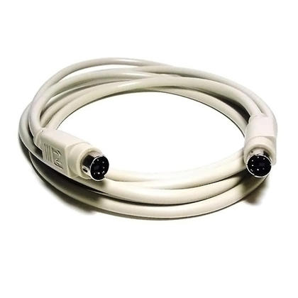 25ft PS/2 MDIN-6 Male to Male Cable