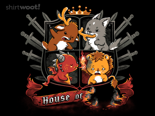House Of Malcontent T Shirt