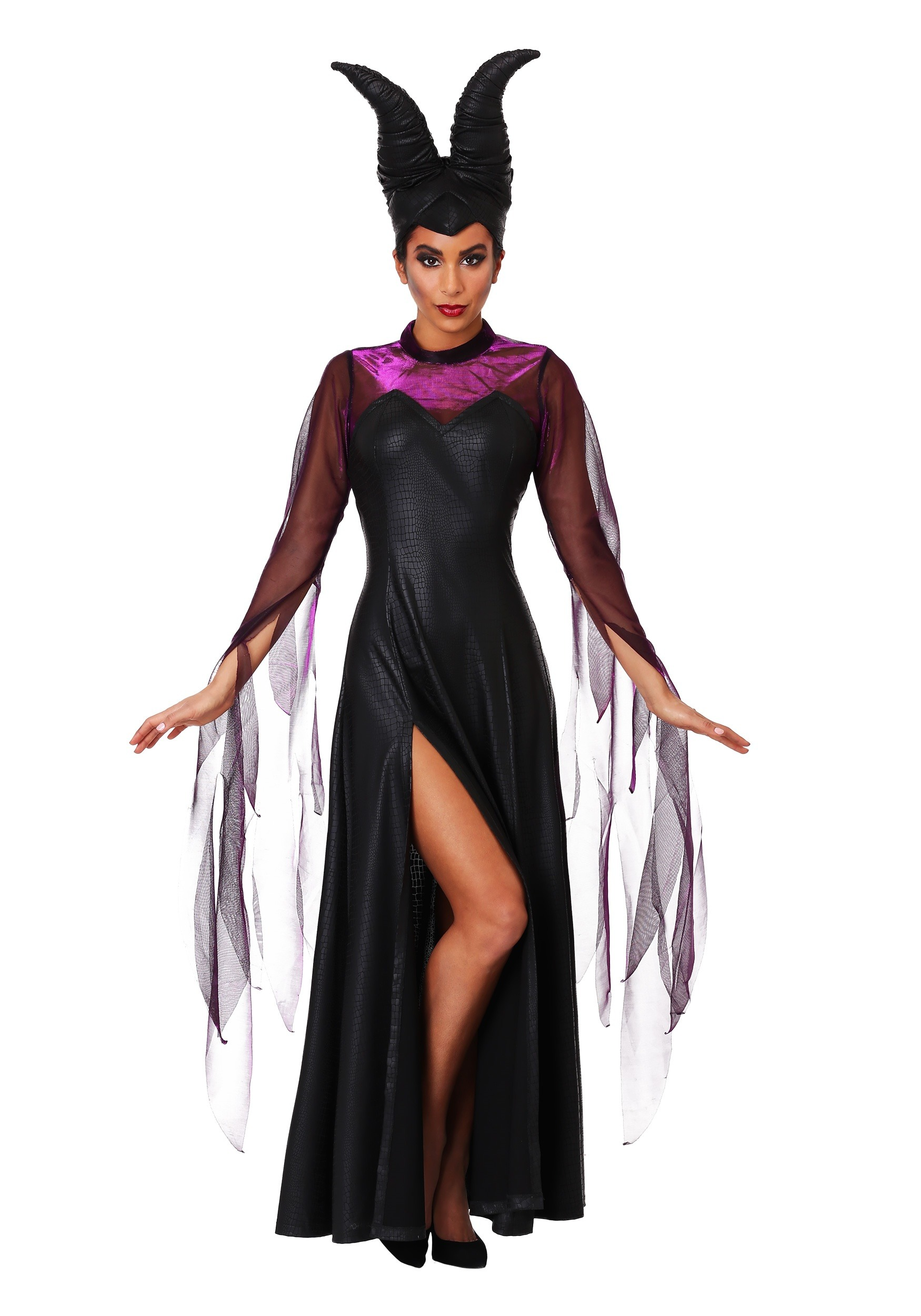 Malicious Queen Women's Costume