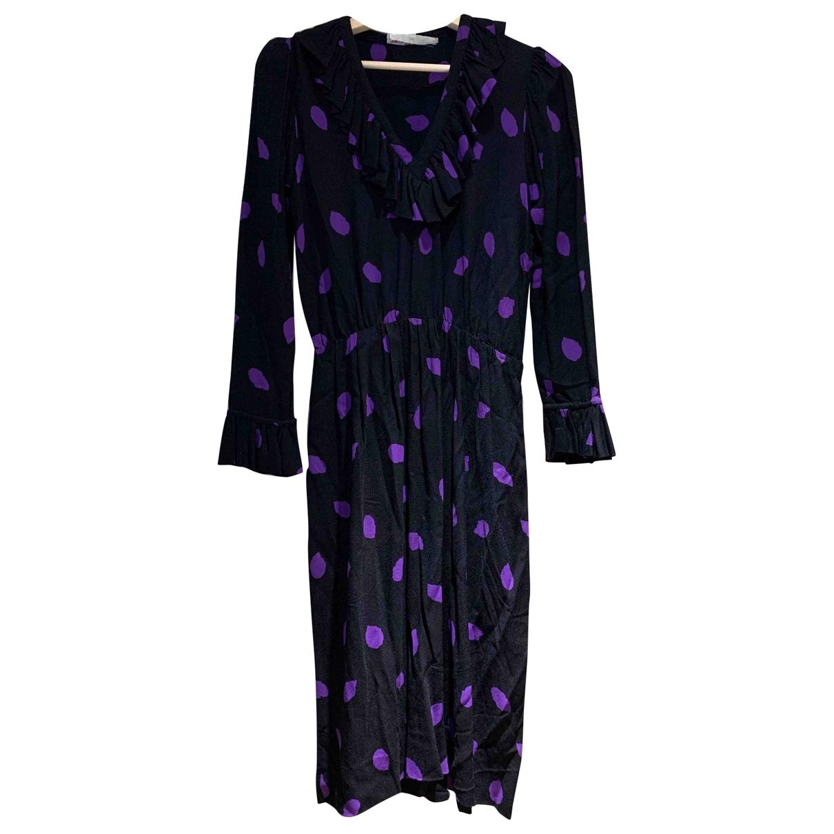 Yves Saint Laurent \N Black dress for Women 36 FR