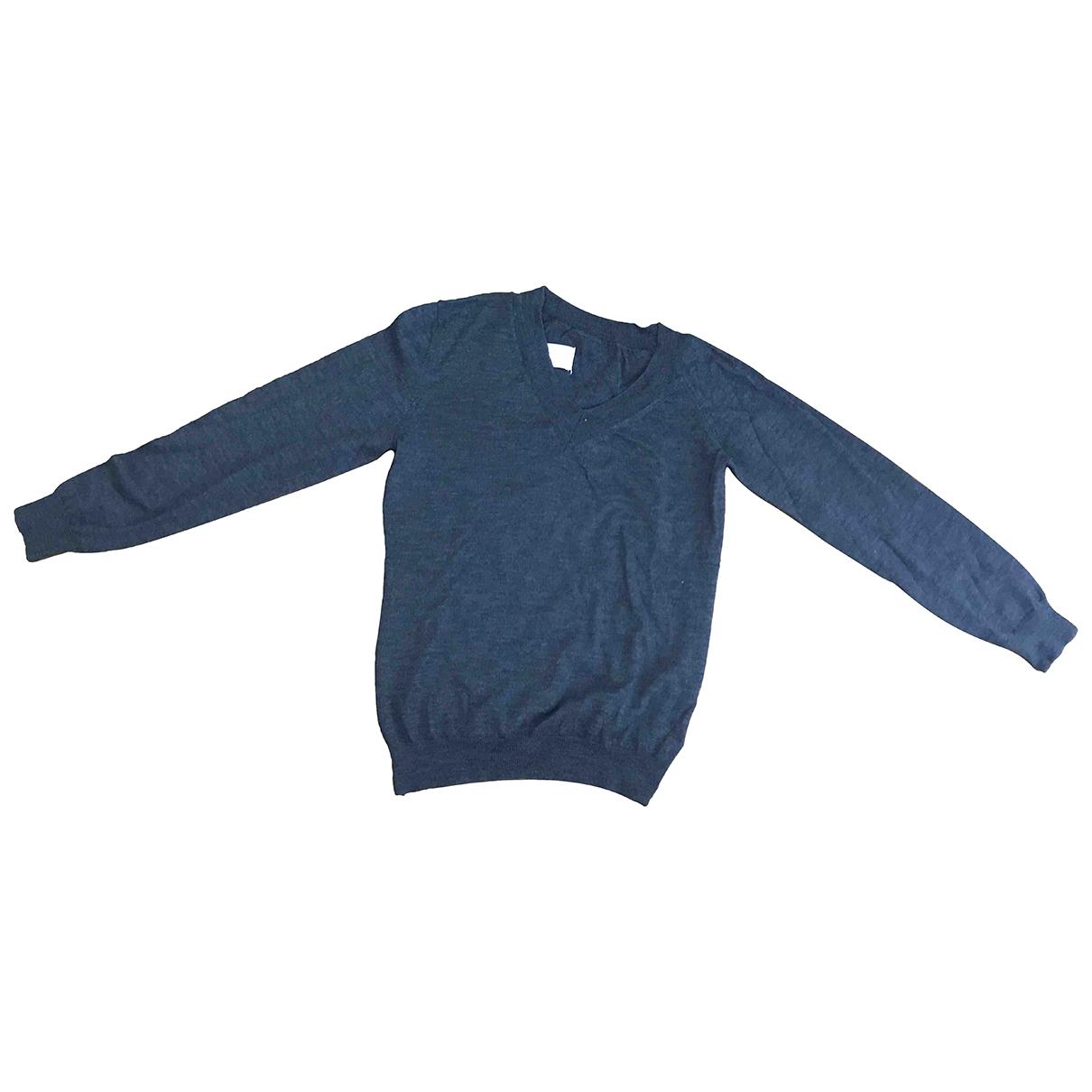Maison Martin Margiela \N Grey Wool Knitwear & Sweatshirts for Men L International