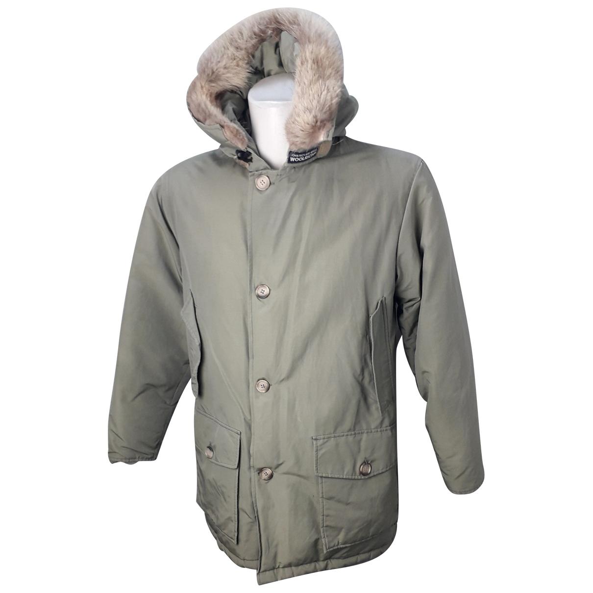 Woolrich \N Beige coat  for Men S International
