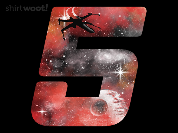 Red Five T Shirt