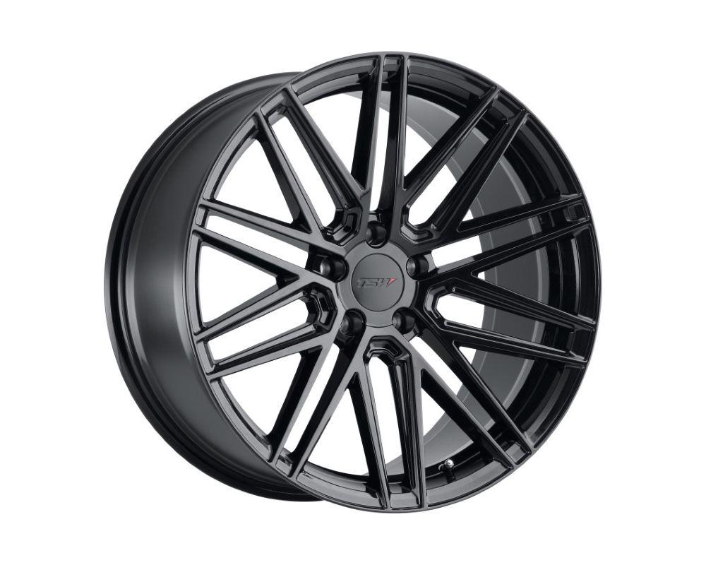 TSW Pescara Wheel 20x8.5  5x120 35mm Gloss Black