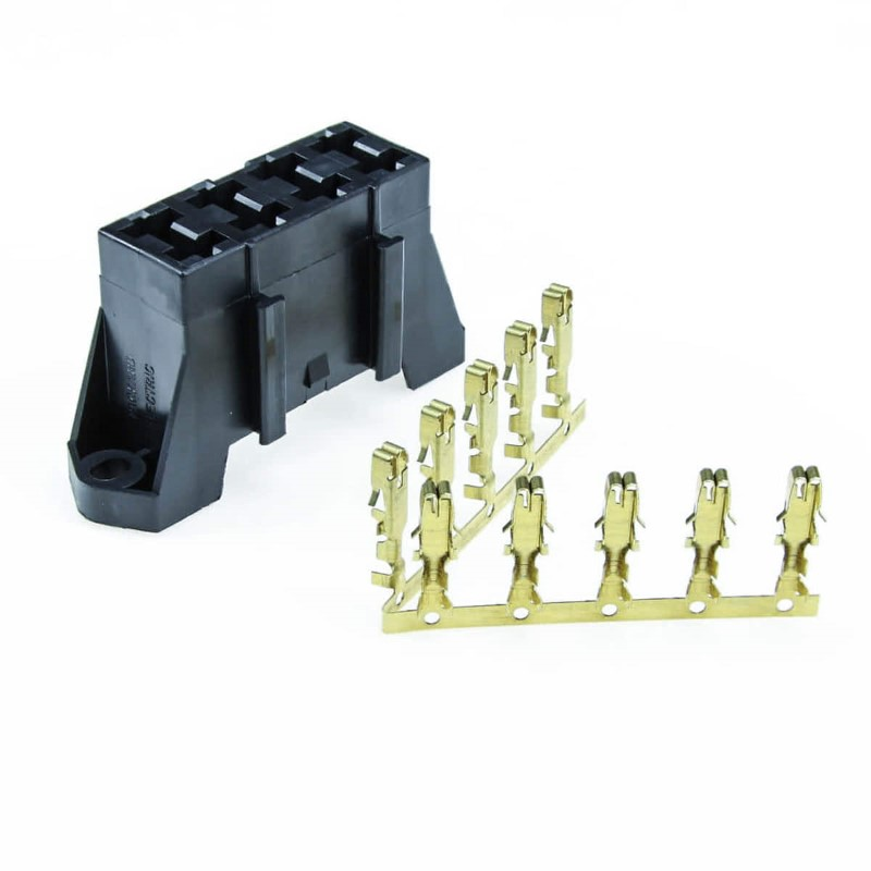 4-way Modular Fuse Block DIYAutoTune Fuseblock-4